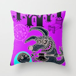 role_play Throw Pillow