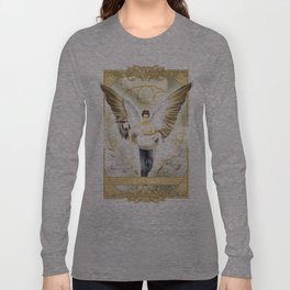 Wings of Faith : Savior Long Sleeve T-shirt