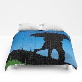 Love Jigsaw Comforters