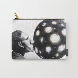 Hubble Bubble & The Expanding Universe Print Carry-All Pouch