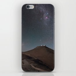 The Road to Paranal iPhone Skin