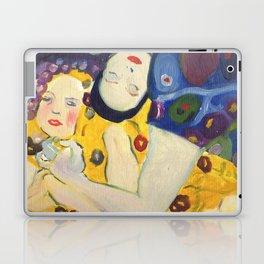 Klimt Girls Laptop & iPad Skin