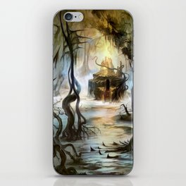 Swamp iPhone Skin