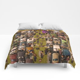 Super Walking Dead: Highway Comforters