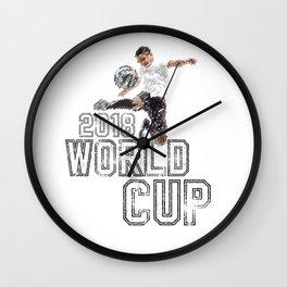 World Cup Wall Clock