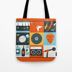 Be in a Band Tote Bag