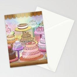 Sweet World Stationery Cards