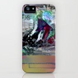 Shark Like a Guppy iPhone Case