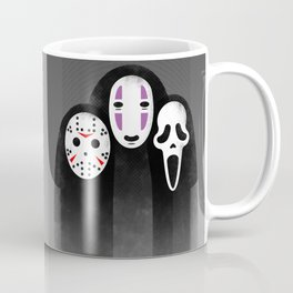 The Three MASKeteers Coffee Mug