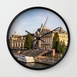 Musée d'Orsay - Paris Wall Clock
