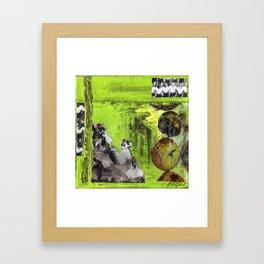 Ripe for Pickin Framed Art Print