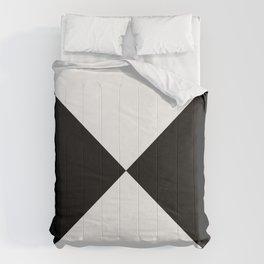 Black x White Comforters