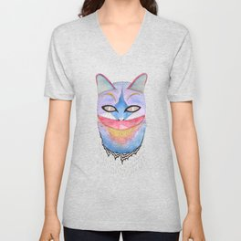 What's new pussycat? Unisex V-Neck