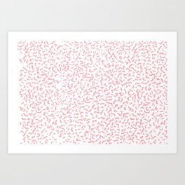 Nature trace #2 Art Print