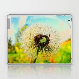 Dandelion 5 Laptop & iPad Skin