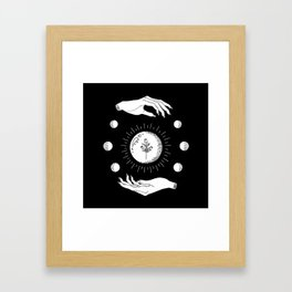 Love Spell Framed Art Print