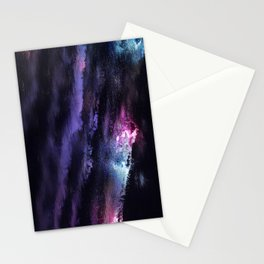 Cascade of Colour Stationery Cards