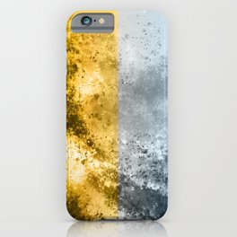 The Great Wave Inspired Modern Art iPhone Case