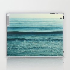 beach waves. Somewhere  Laptop & iPad Skin