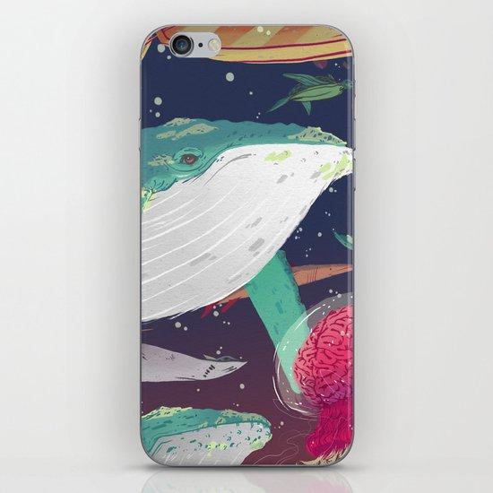 Animal Minds iPhone & iPod Skin