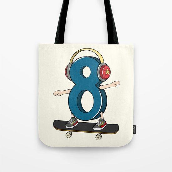 Sk8er (Skater) Tote Bag