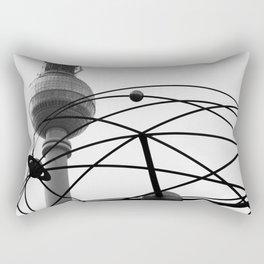 Weltzeituhr Fernsehturm Rectangular Pillow