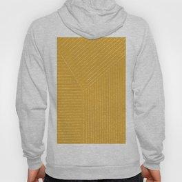 Lines / Yellow Hoody