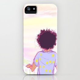Deme and Maz iPhone Case