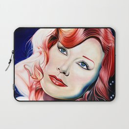 Tori Amos Painting Laptop Sleeve