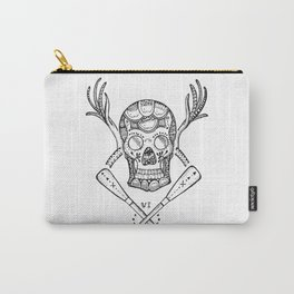 DEATH OAR Carry-All Pouch