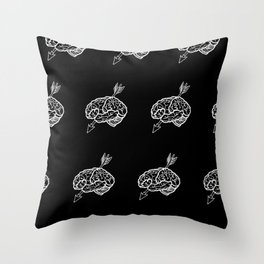 BRAINPAIN Throw Pillow