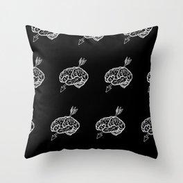 BRAINPAIN Throw Pillow