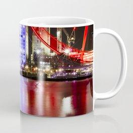 Flat water light Coffee Mug
