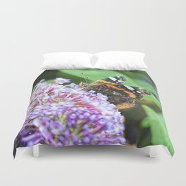 Butterfly XII Duvet Cover