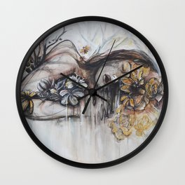 Abeille (bee) Wall Clock