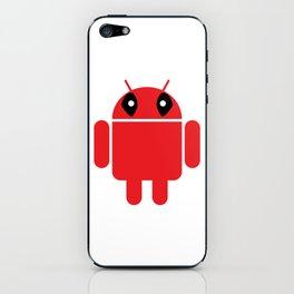 Deaddroid iPhone Skin