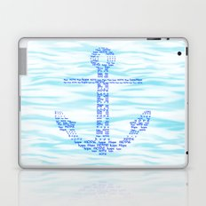 Anchor of Hope Laptop & iPad Skin