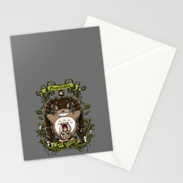 Guardians of nature Stationery Cards