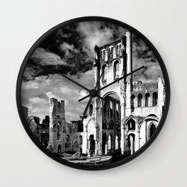 Abbaye De Jumieges Wall Clock
