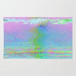 08-24-89 (Digital Drawing Glitch) Rug