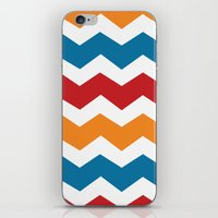 charizard iPhone & iPod Skins featuring Charizard by Halamo Designs