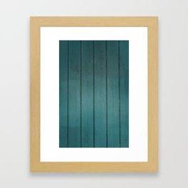 Textura: Wooden Wall Framed Art Print