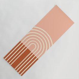 Terracota Pastel Yoga Mat