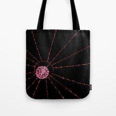 red web Tote Bag