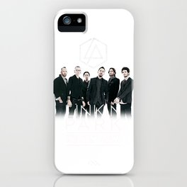 Linkin P 2017 iPhone Case