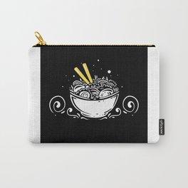 Ramen Noodles Should Fire My Genius Design Carry-All Pouch