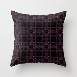 Tron Repeater Throw Pillow