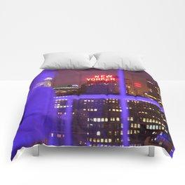 new yorker neon  Comforters