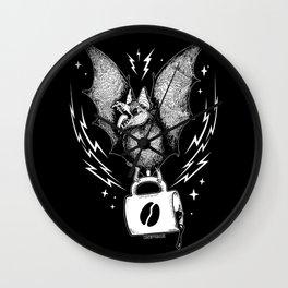 CoffeeBat Wall Clock