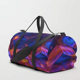 Fire Bubbles Duffle Bag